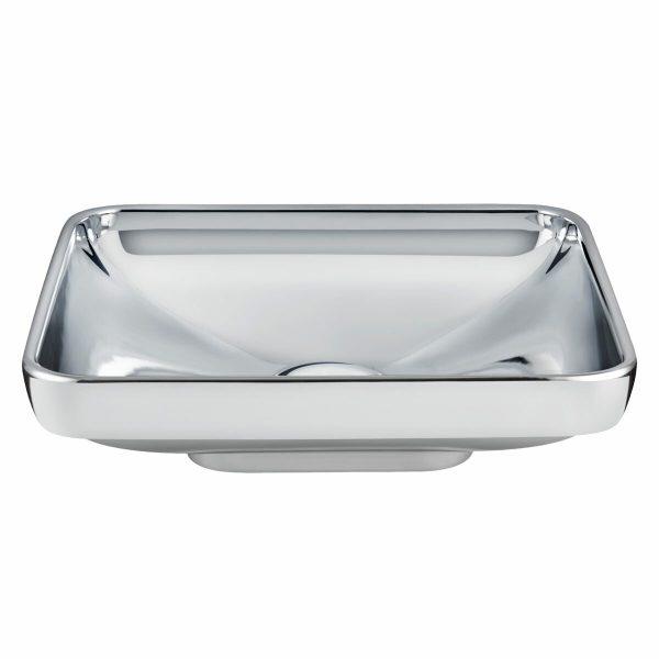 VİTRA  W.Jewels Dikdörtgen Çanak Lavabo 60cm-Platin